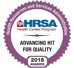 HRSA Award - Advancing Hit for Quality 2018