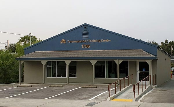 Shasta Community Telemedicine and Training Center