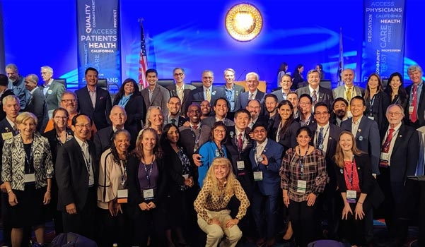 California Medical Association House of Delegates